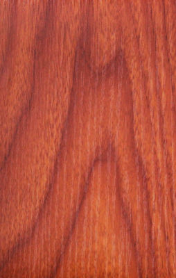 SGS Wood Grain Wall Paneling 9mm Tebal Anti-korosi Serangga Pencegahan