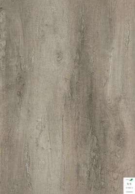 Waterproof Vinyl Wood Plank Lantai berwarna-warni Ture Glueless Mouldproof
